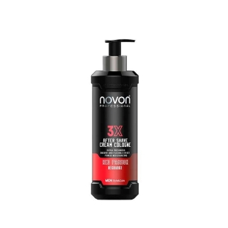 Krém na tvár s vodou po holení - 400ml - red passion
